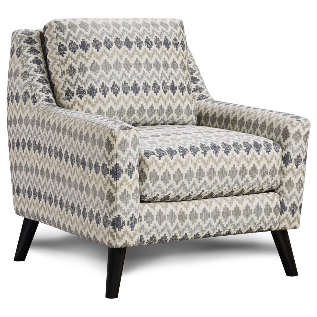 290 Upholstered Chair by Fusion Furniture at Wilson's Furniture
