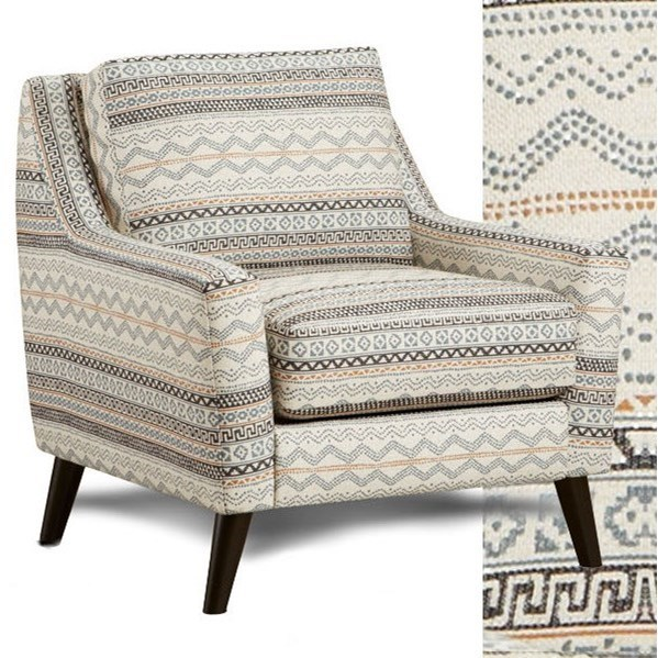 290 Upholstered Chair by Fusion Furniture at Prime Brothers Furniture