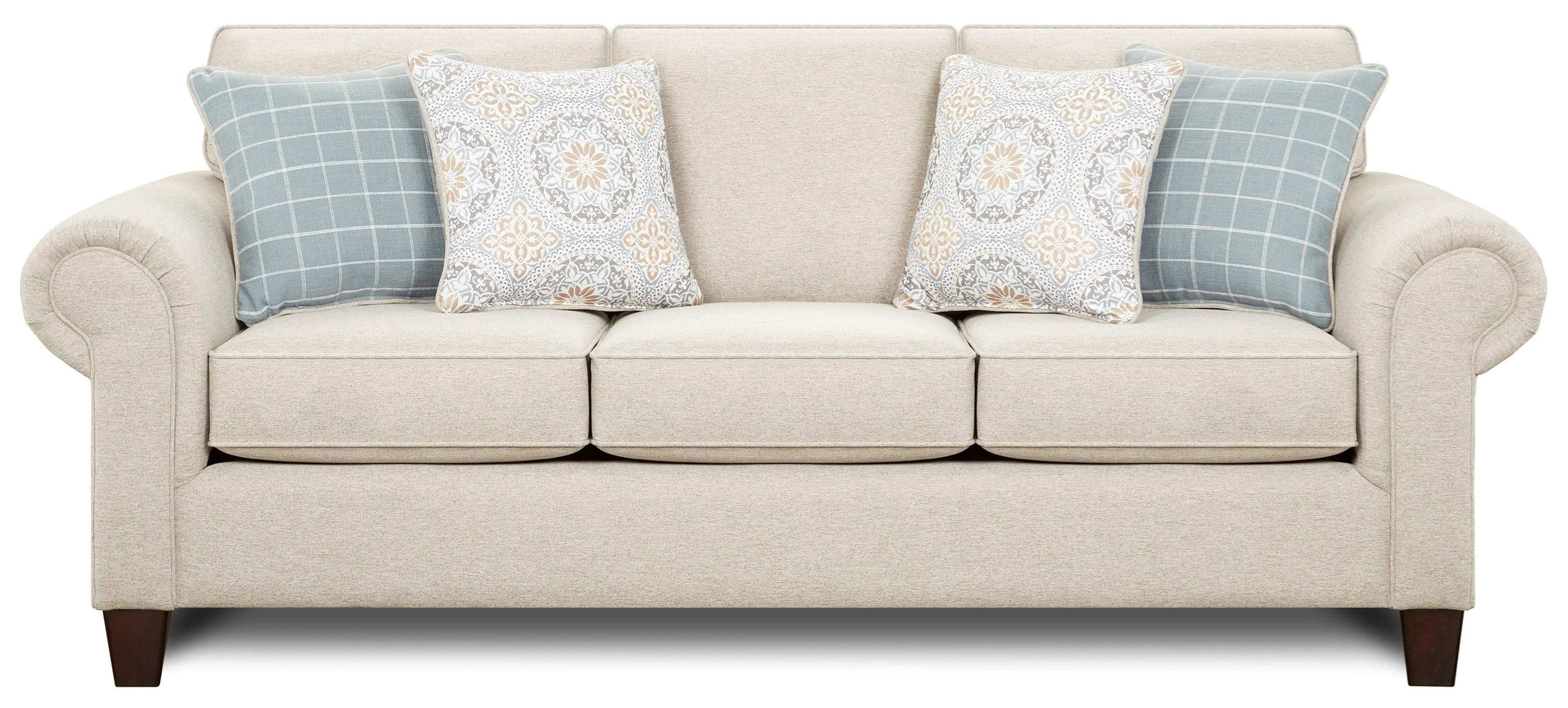 3100 Sleeper Sofa by Fusion Furniture at Prime Brothers Furniture