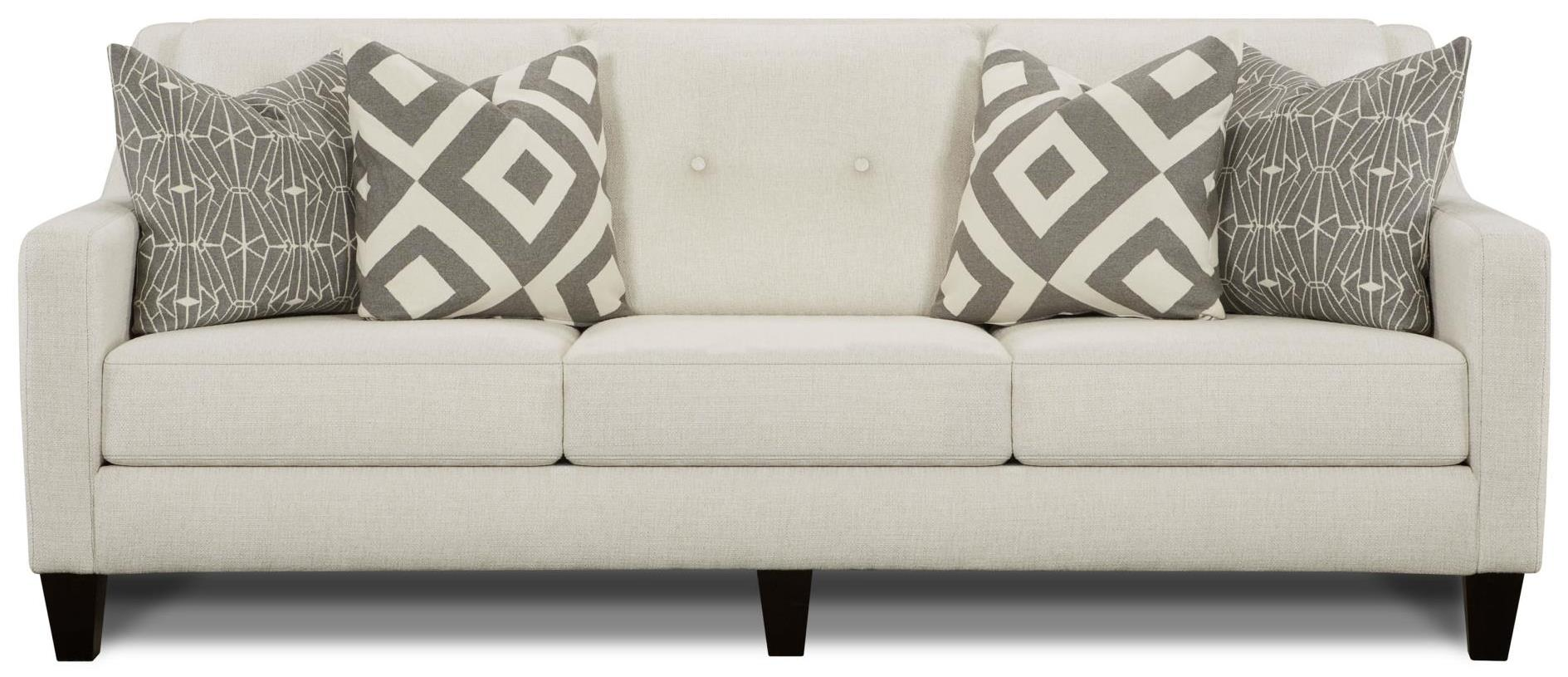 Carla Sofa by Fusion Furniture at Crowley Furniture & Mattress