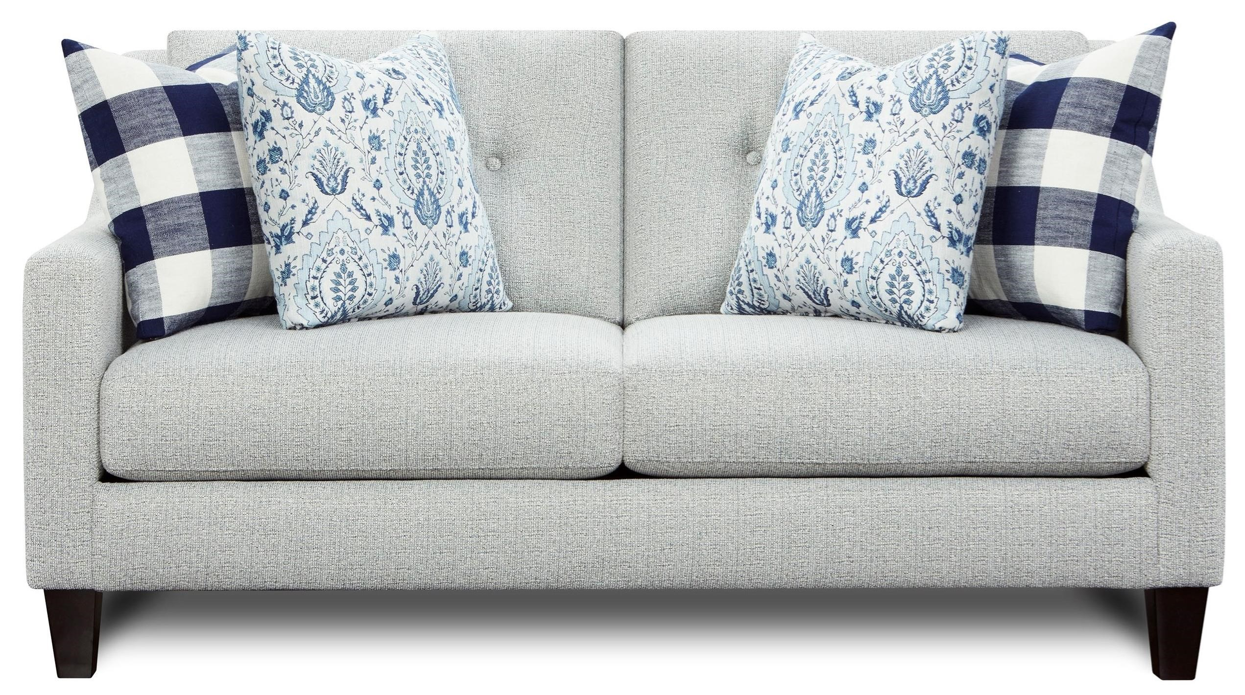 3280 Loveseat by Powell's V.I.P. at Powell's Furniture and Mattress