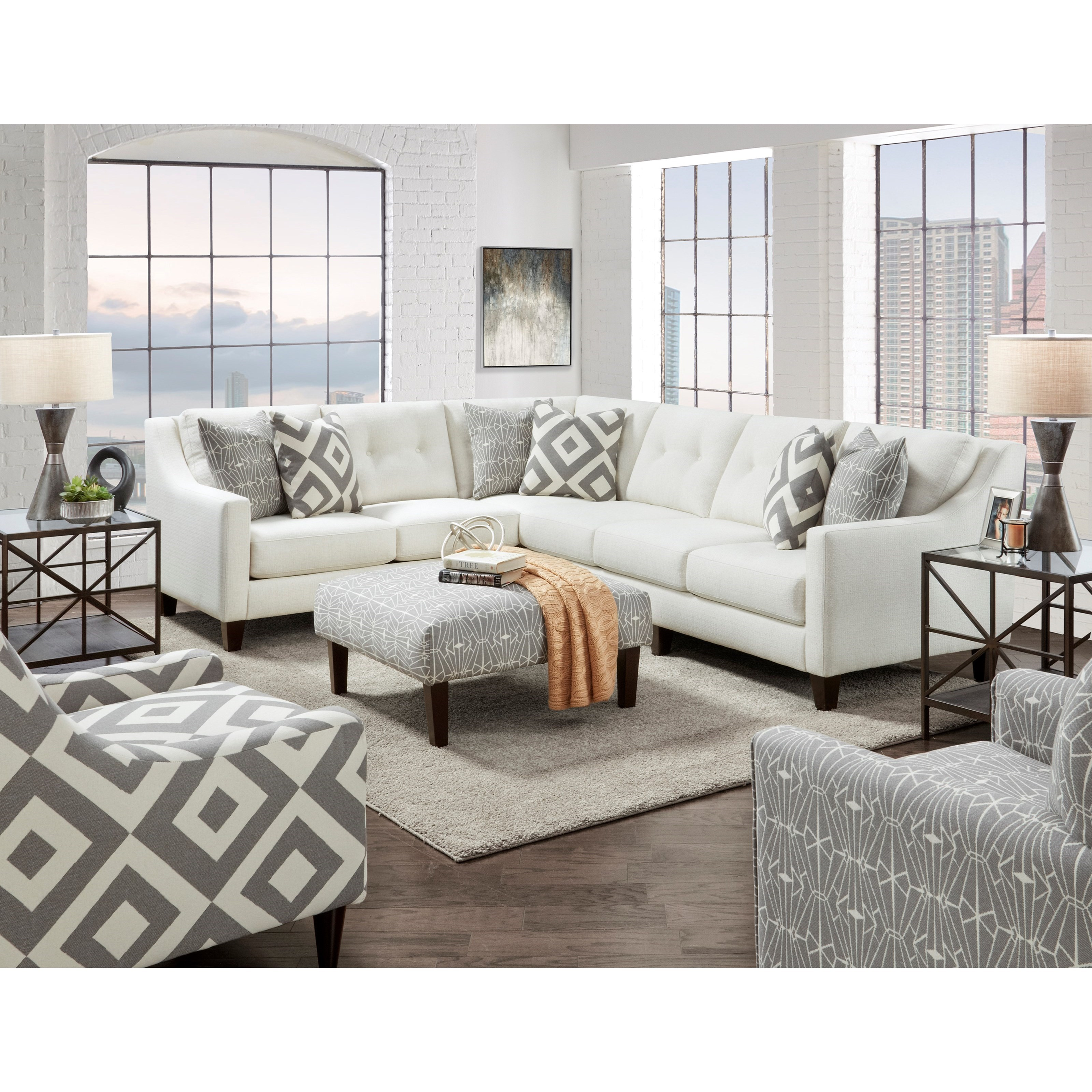 3280 Living Room Group by FN at Lindy's Furniture Company