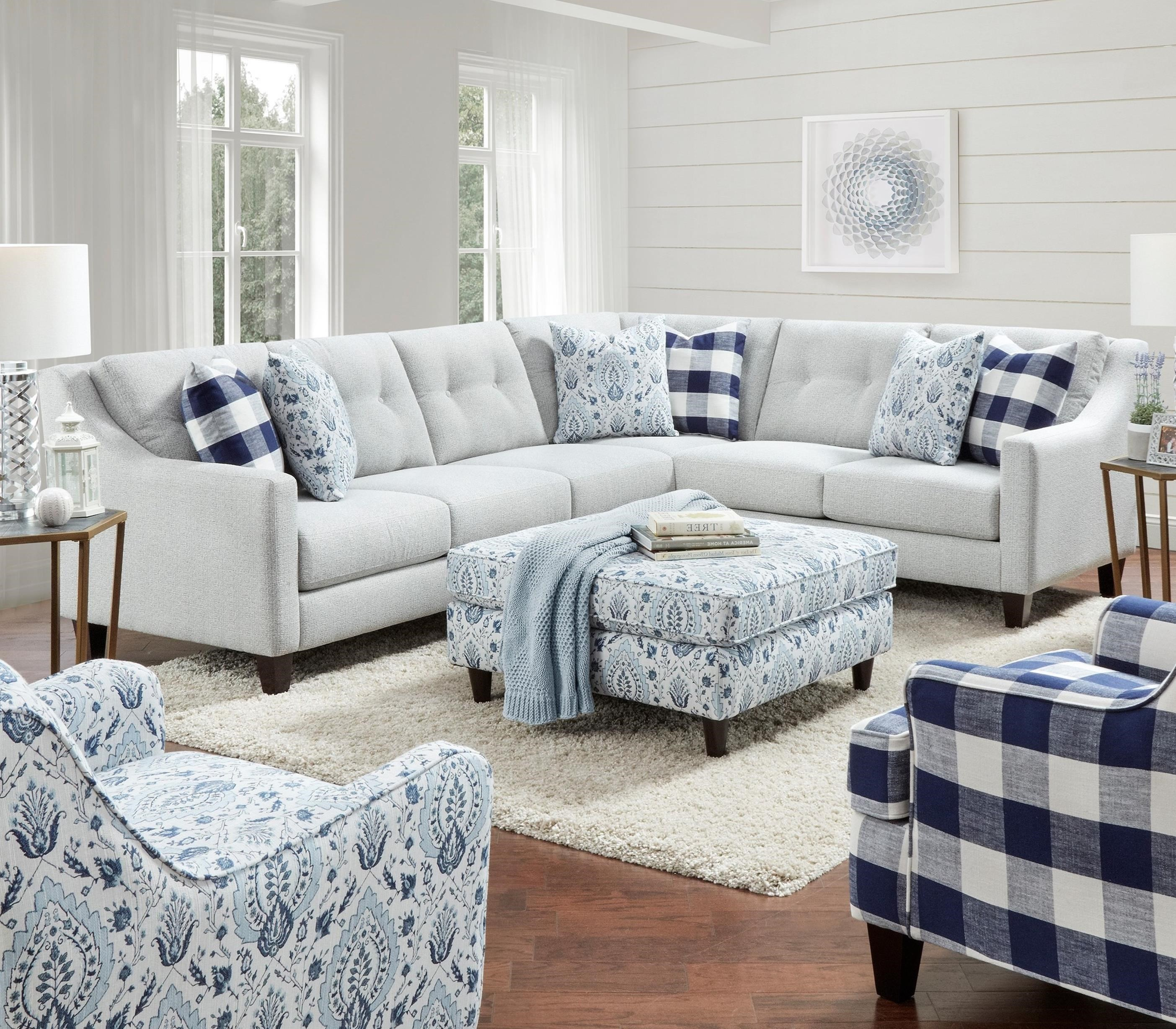 3280 2-Piece Sectional by Fusion Furniture at Lindy's Furniture Company