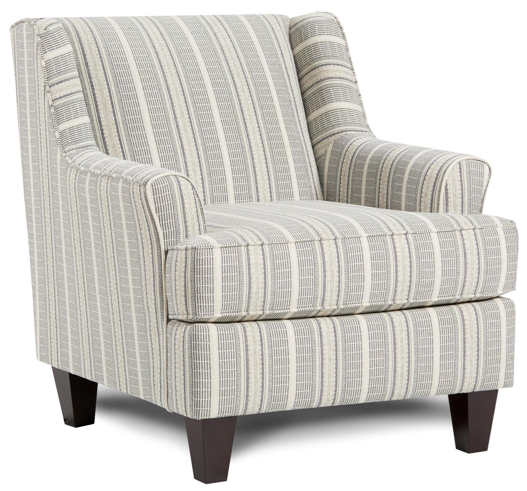 340 Upholstered Chair by Fusion Furniture at Story & Lee Furniture