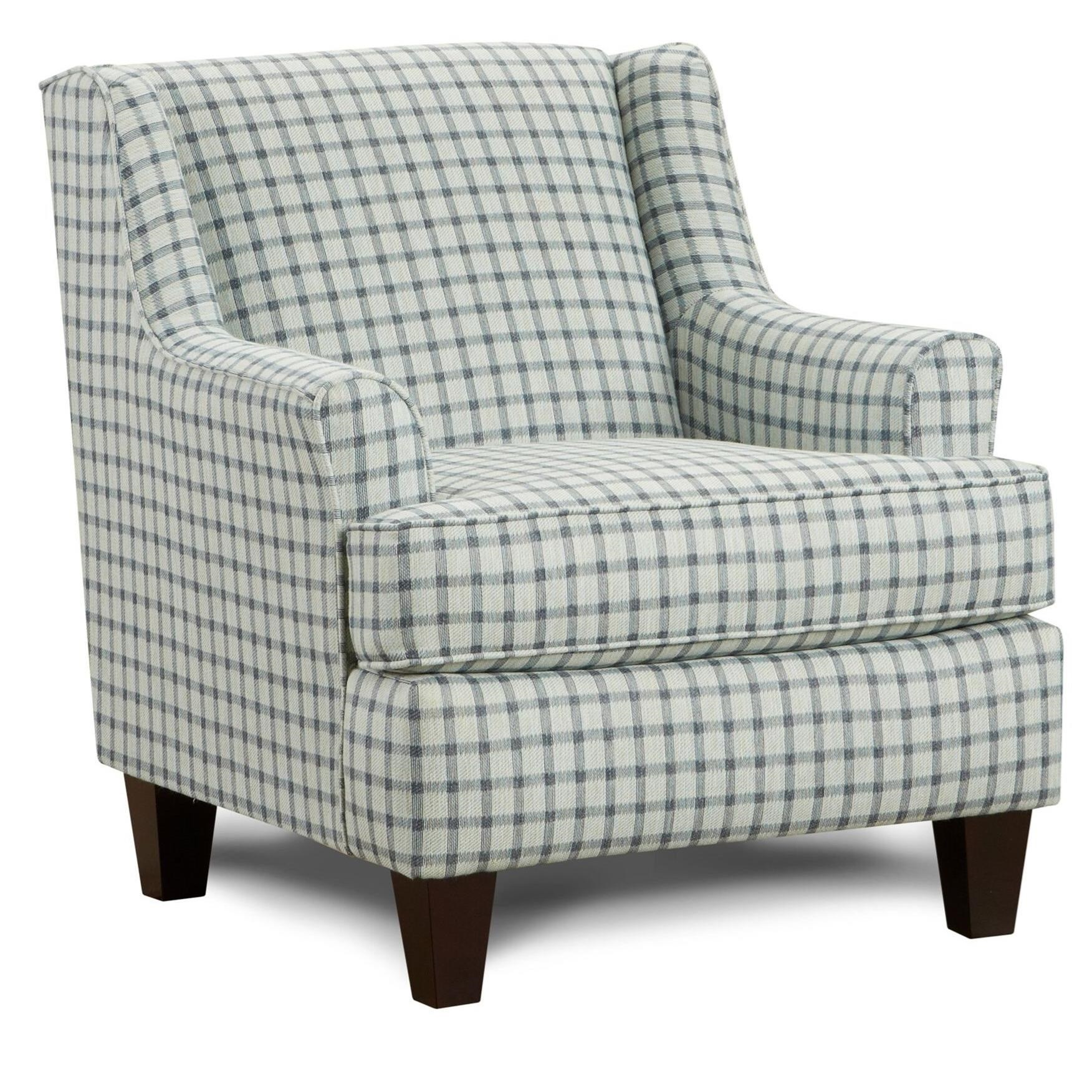 340 Upholstered Chair at Belfort Furniture