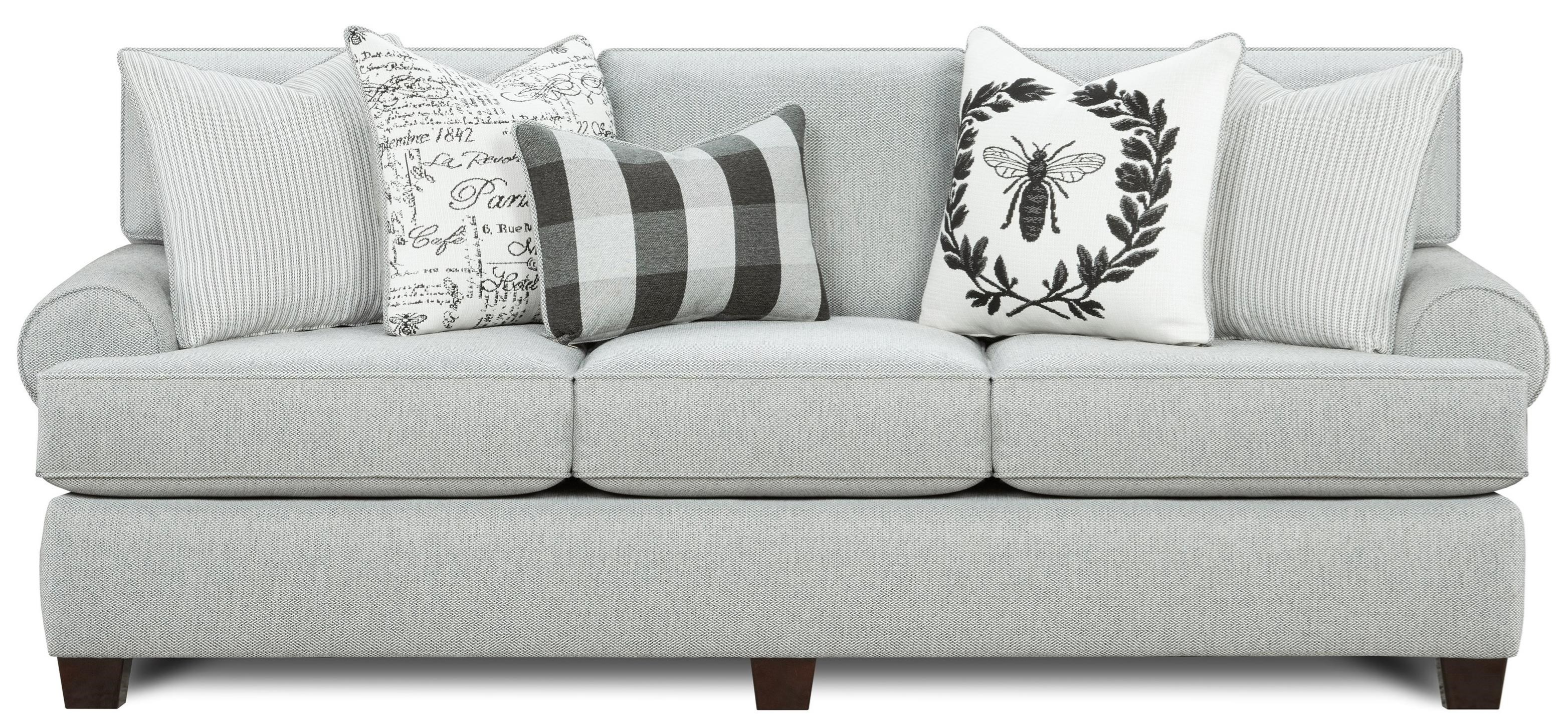 39-00 Sofa by FN at Lindy's Furniture Company