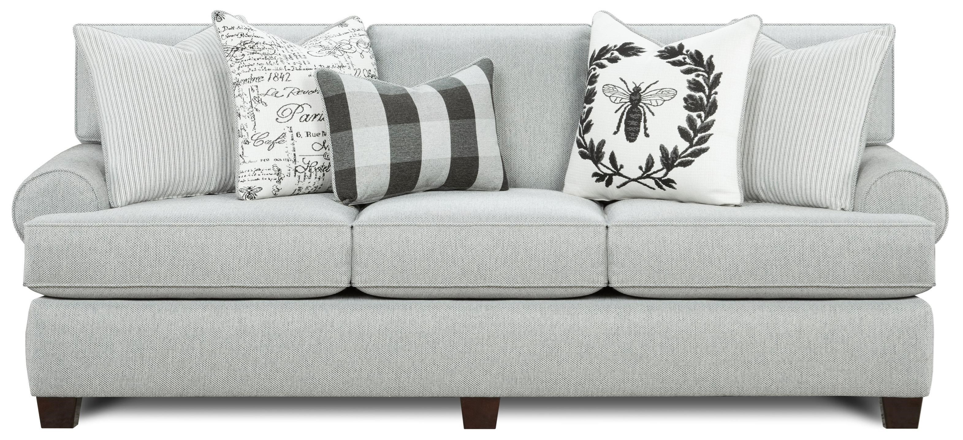 39-00 Sleeper Sofa by FN at Lindy's Furniture Company