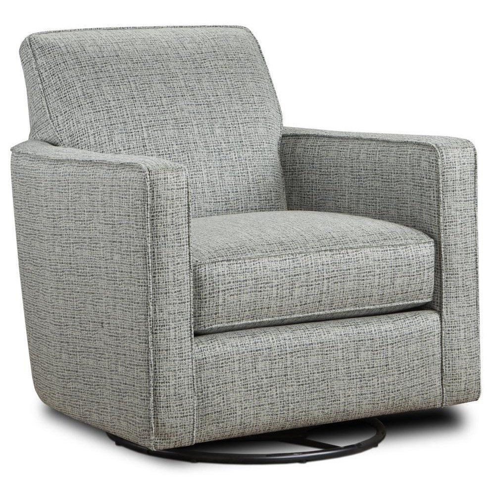 402-G Swivel Glider by FN at Lindy's Furniture Company