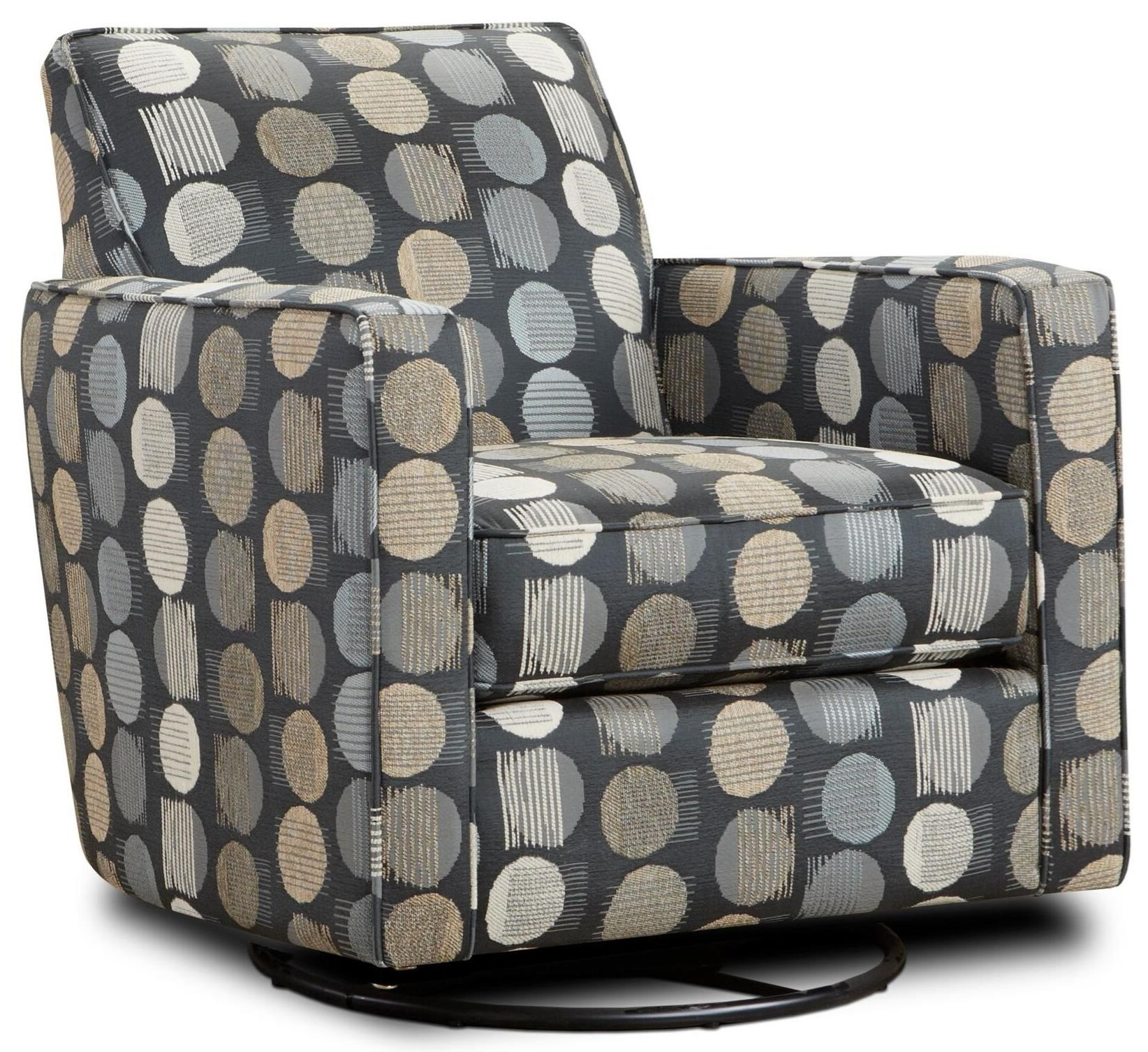 402-G Swivel Glider by Fusion Furniture at Lindy's Furniture Company