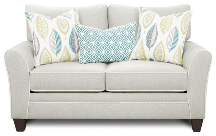 41CW Loveseat by Kent Home Furnishings at Johnny Janosik