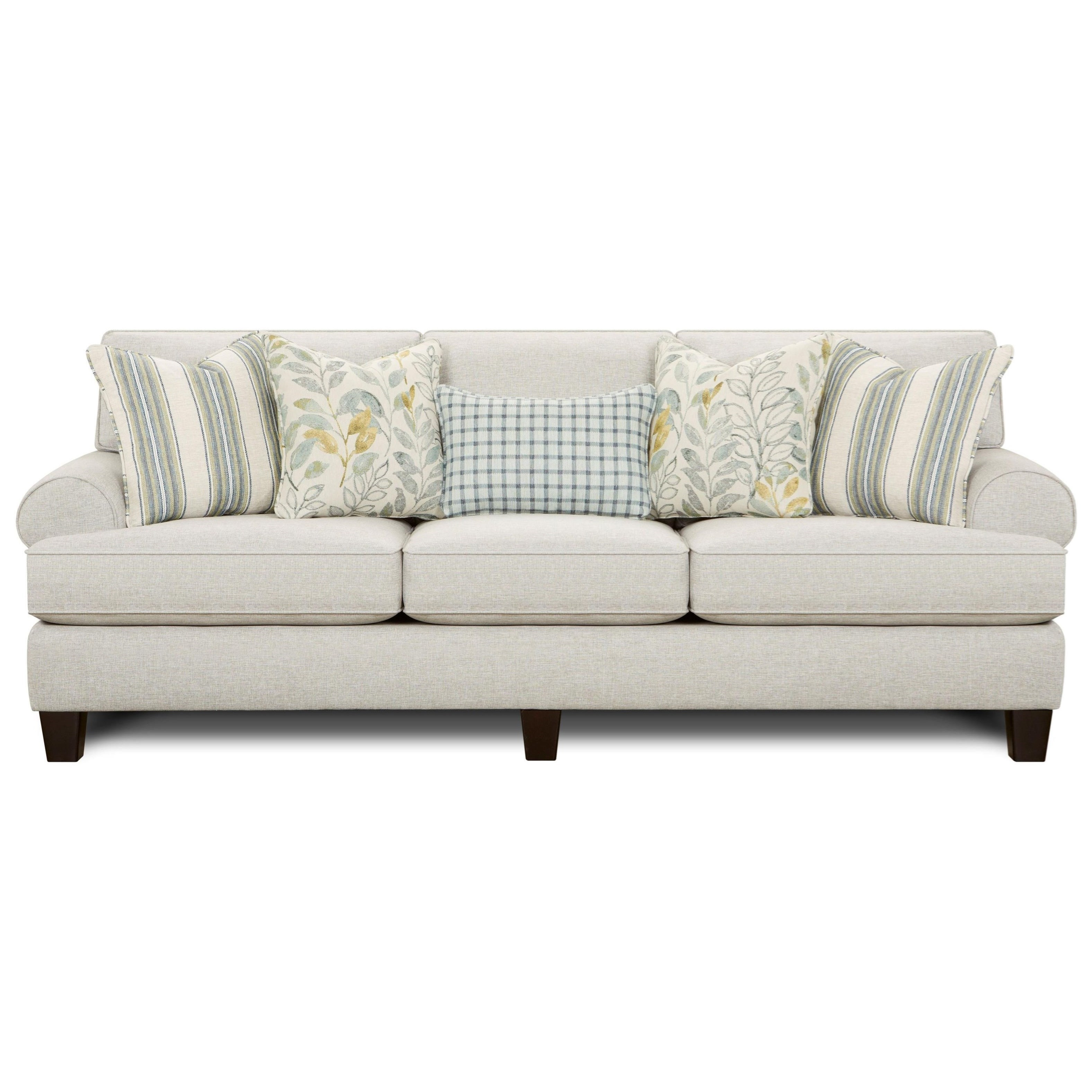 4200 Sofa by Fusion Furniture at Prime Brothers Furniture