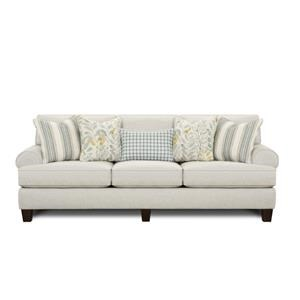 Thrillist Fog Sofa with Reversible Cushions