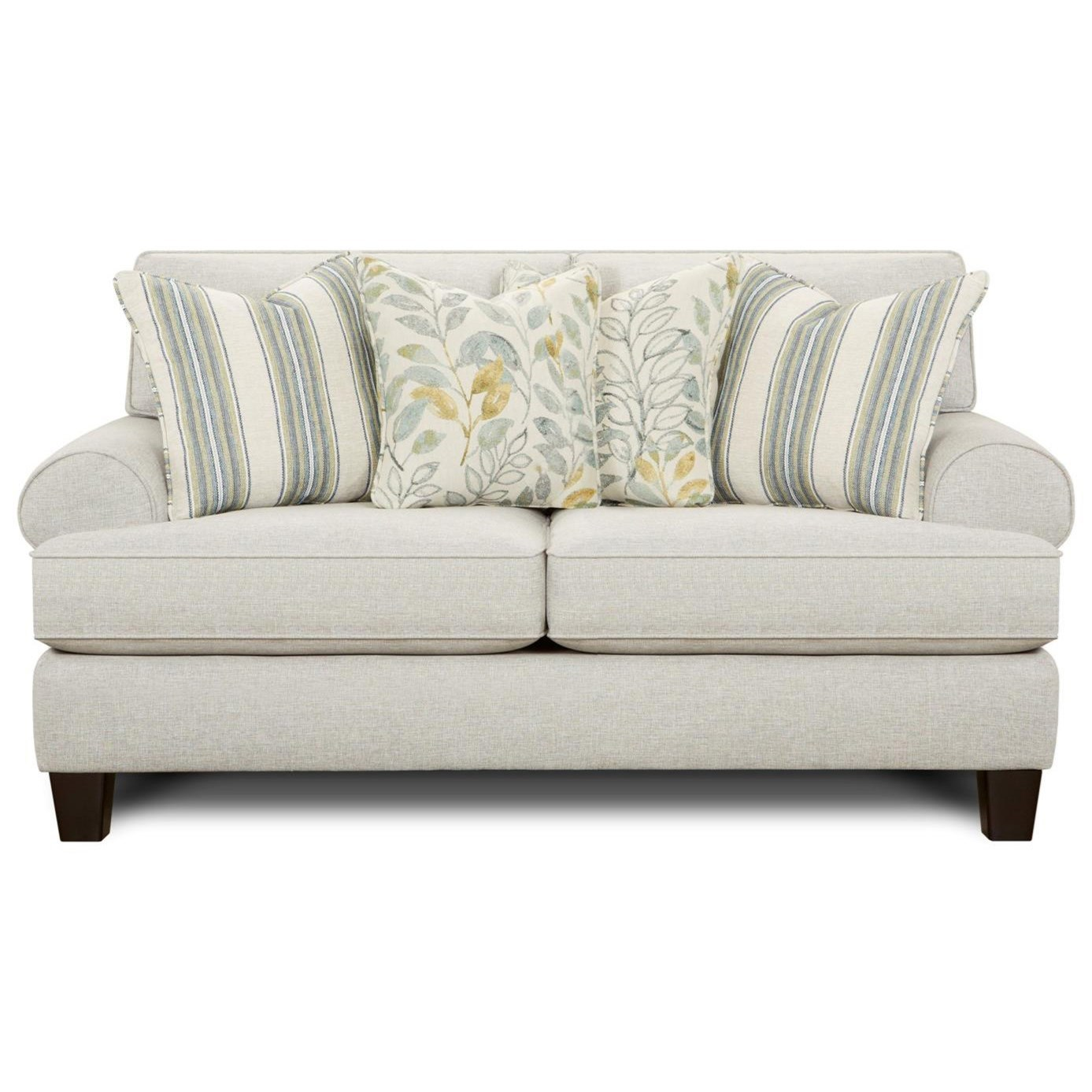 4200 Loveseat by Fusion Furniture at Furniture Superstore - Rochester, MN