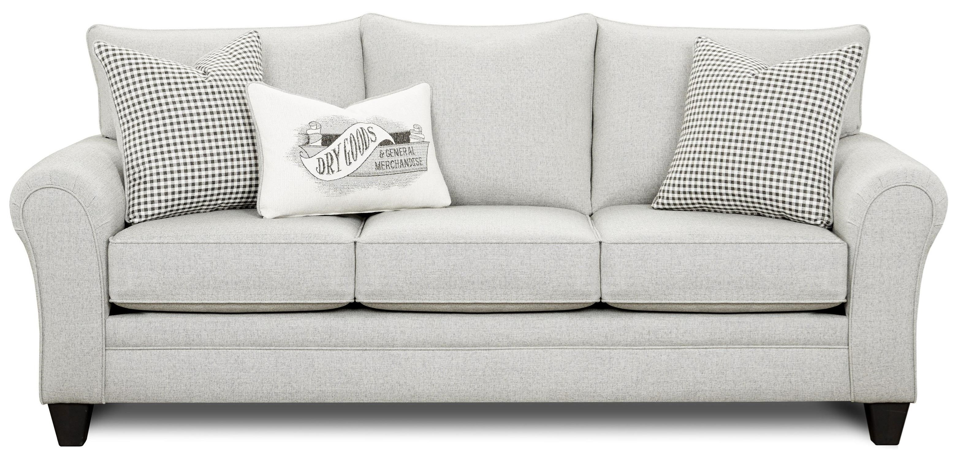 44-00 Sofa by Powell's V.I.P. at Powell's Furniture and Mattress