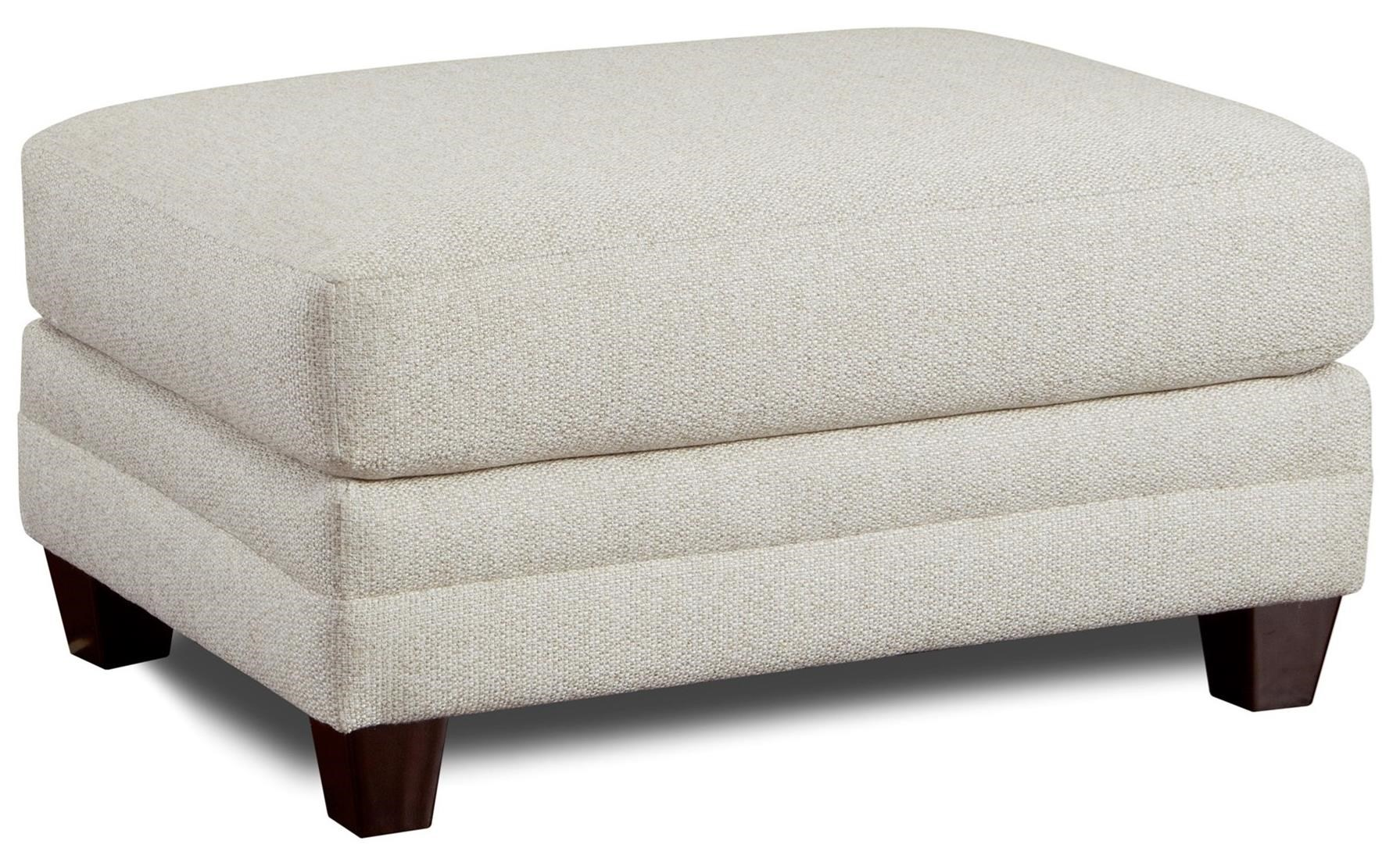 4480-KP Ottoman by Fusion Furniture at Wilson's Furniture
