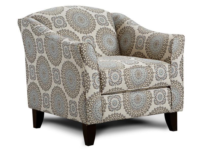 452 BRIA TWIL Accent Chair by Fusion Furniture at Furniture Fair - North Carolina