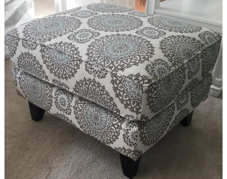 453 Ottoman by Kent Home Furnishings at Johnny Janosik