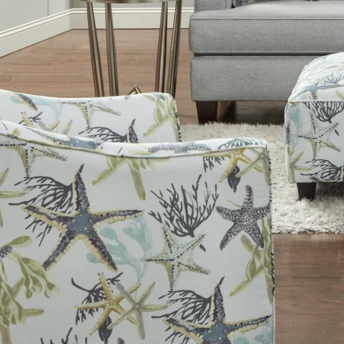 452 Chair by Fusion Furniture at Furniture Fair - North Carolina