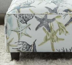 453 Ottoman by Fusion Furniture at Furniture Fair - North Carolina