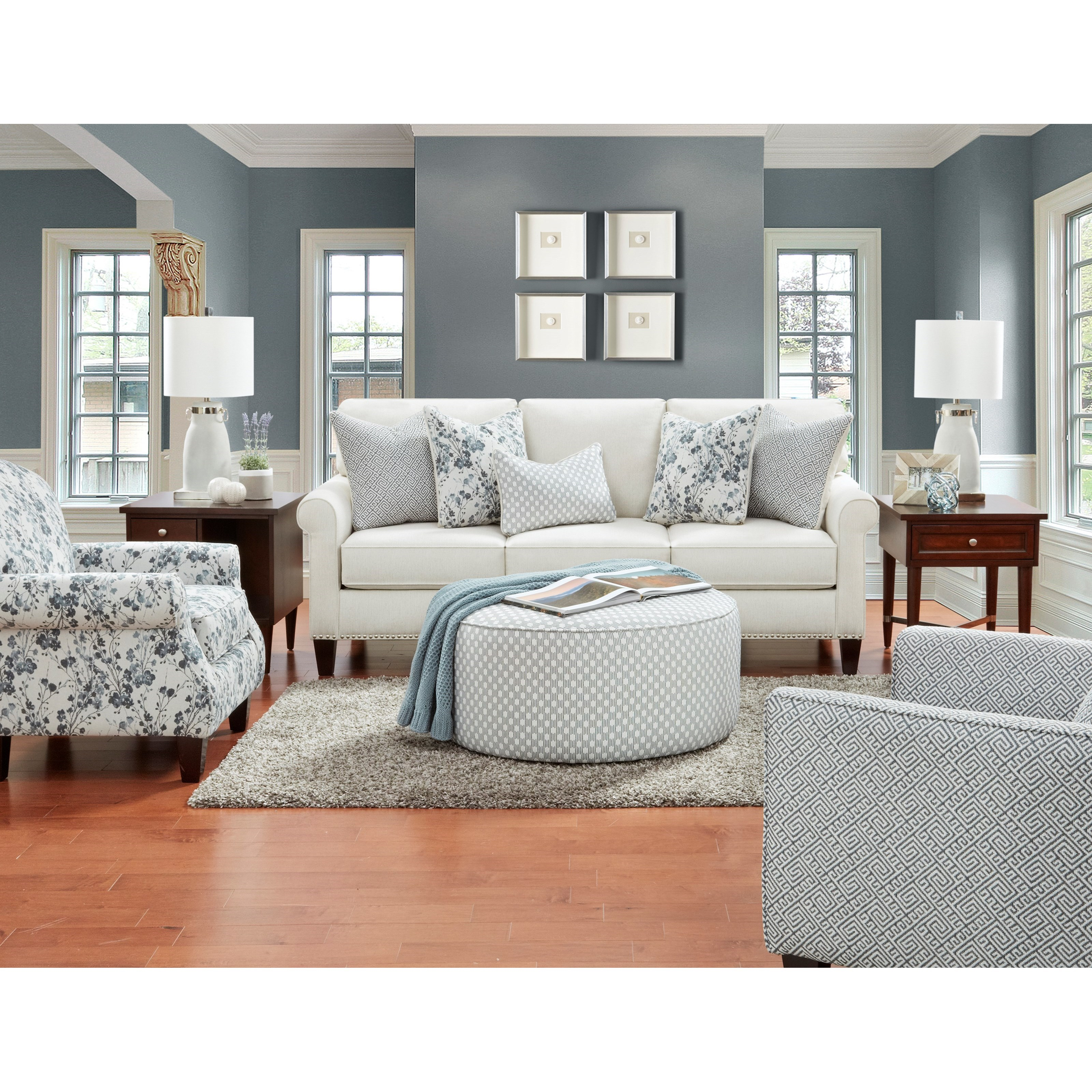 46-00 Living Room Group by Fusion Furniture at Furniture Superstore - Rochester, MN