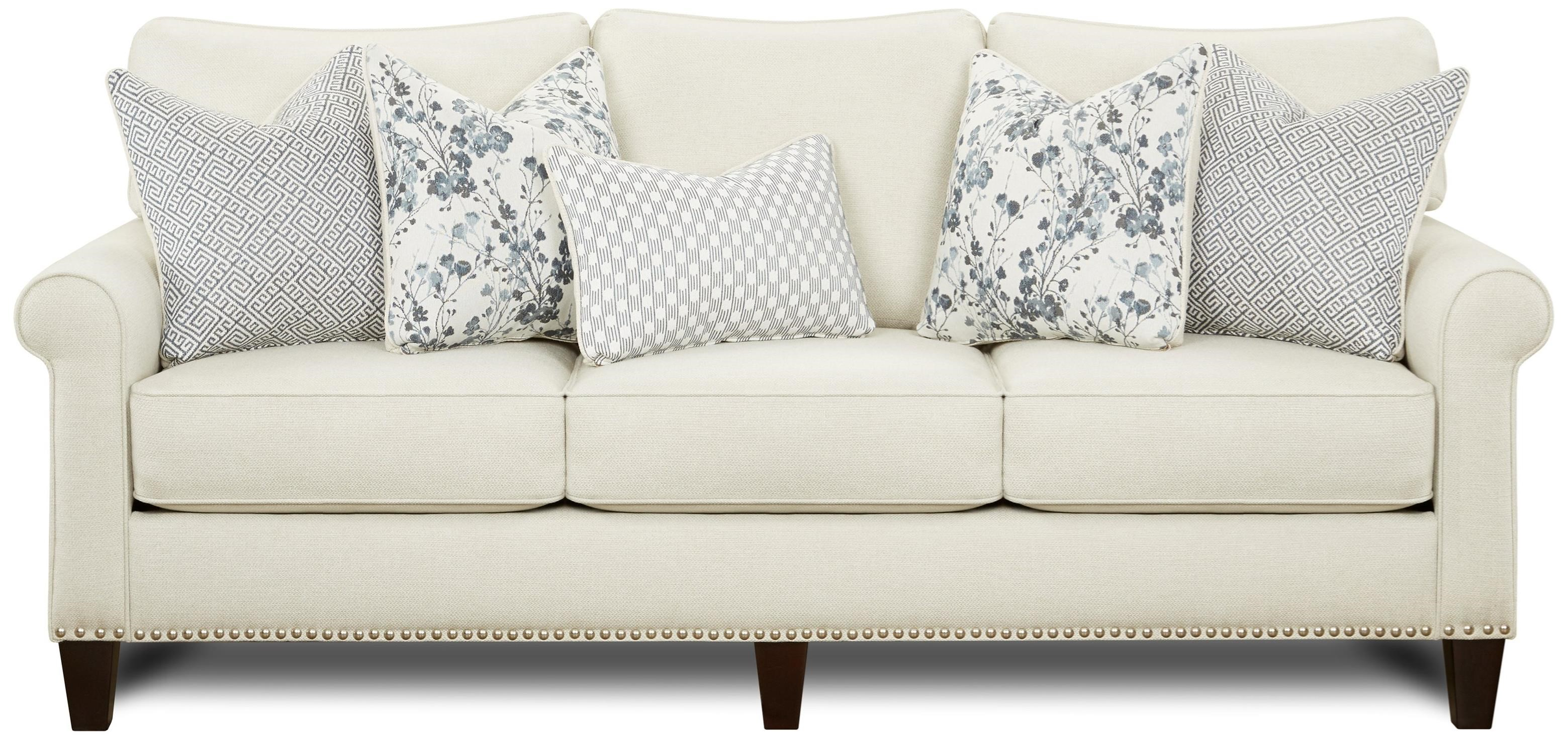 46-00 Sofa by FN at Lindy's Furniture Company