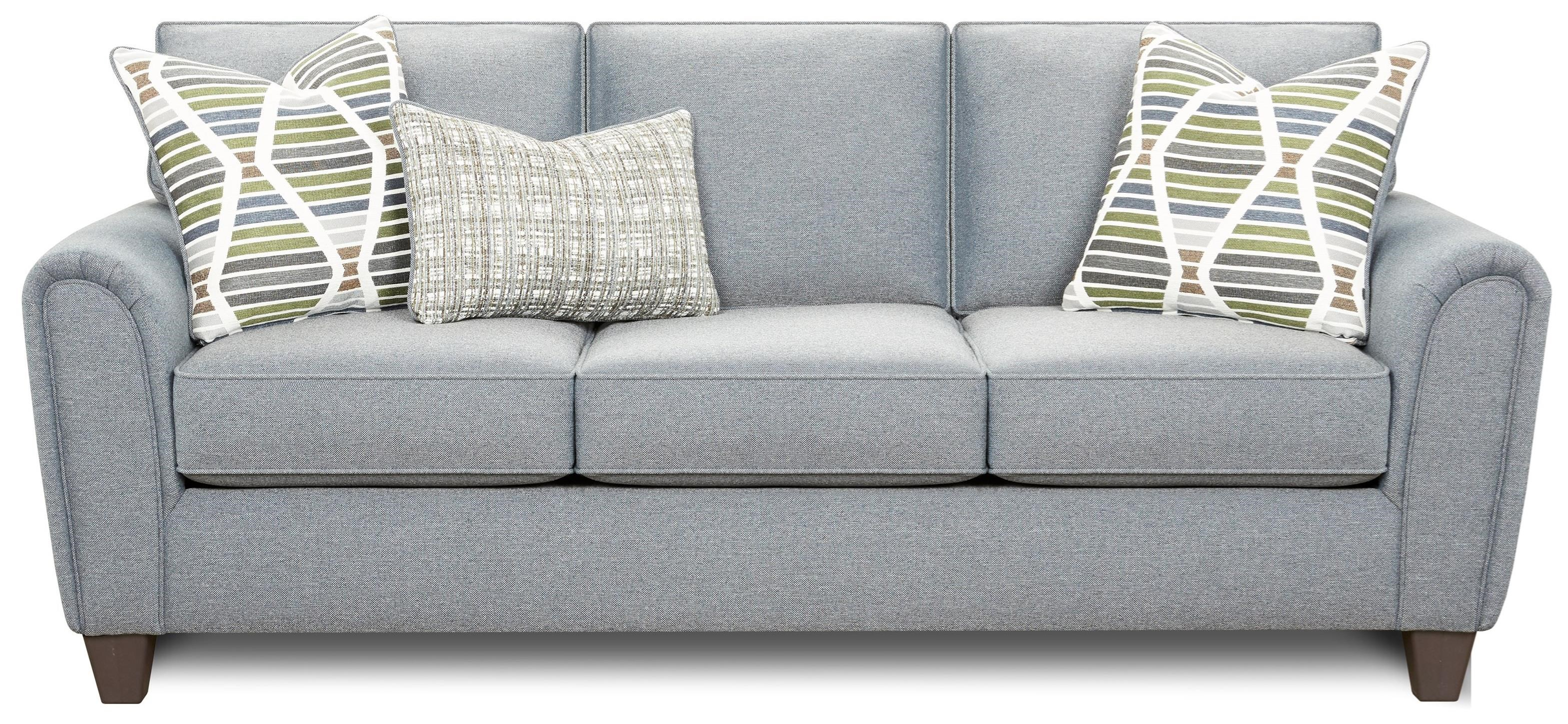49-00 Sofa by Fusion Furniture at Prime Brothers Furniture