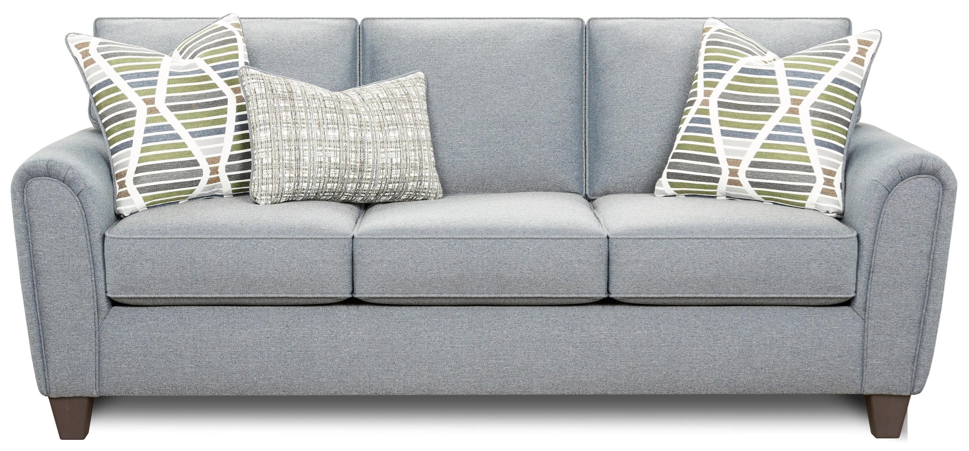49-00 Sofa Sleeper by Fusion Furniture at Wilson's Furniture