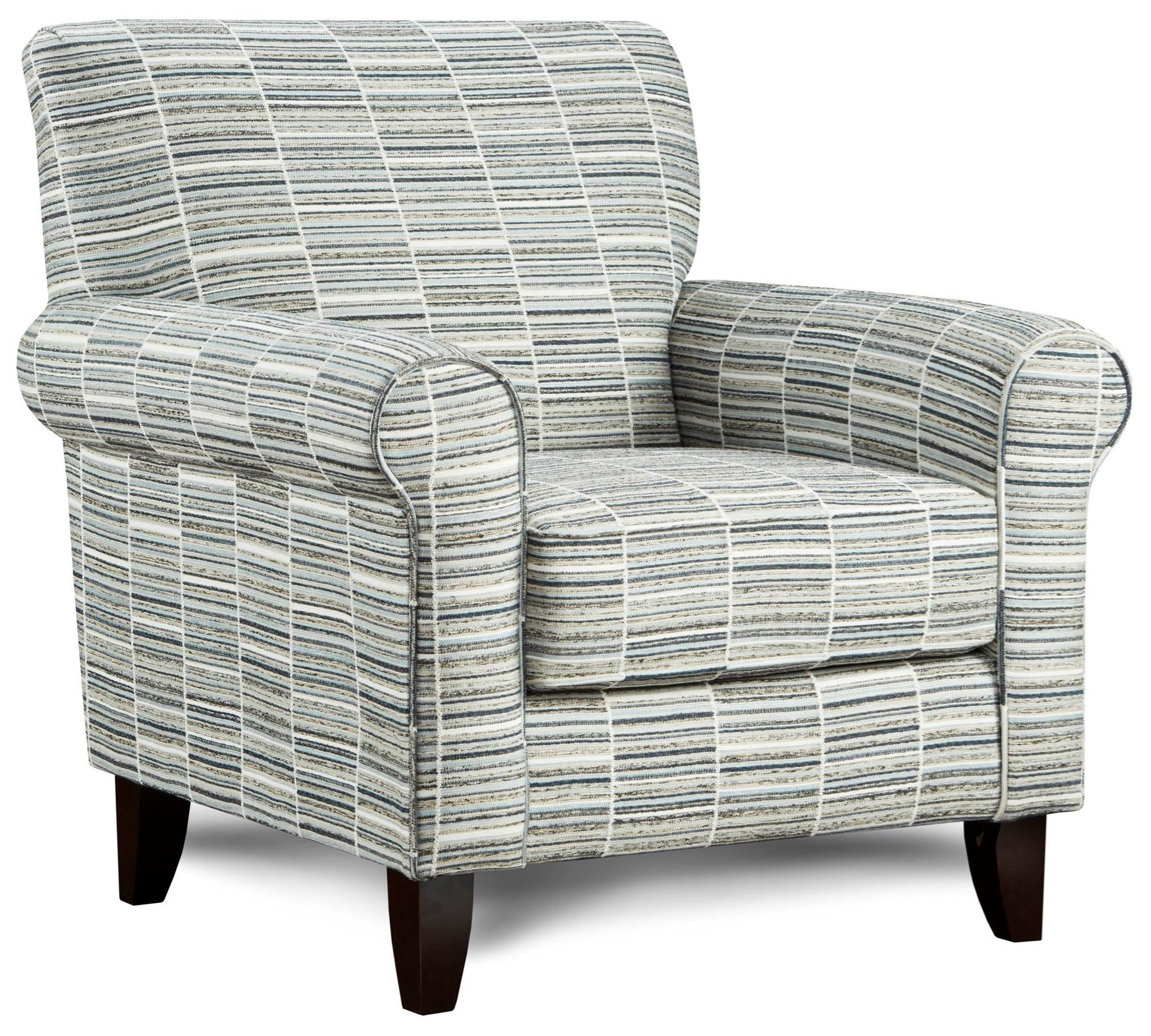 502 Accent Chair by Fusion Furniture at Prime Brothers Furniture