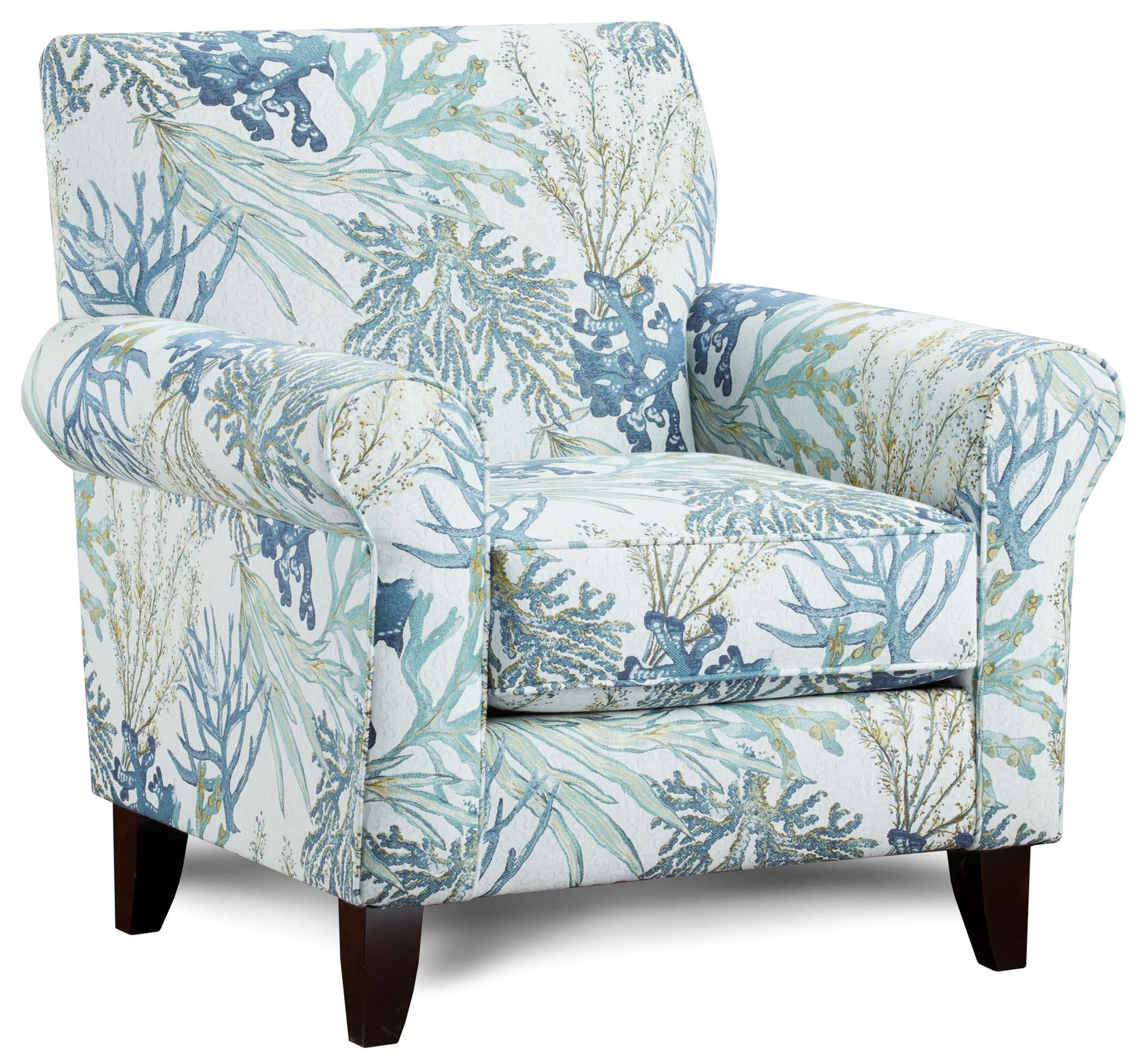 502 Accent Chair by Fusion Furniture at Dean Bosler's