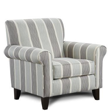 502 Accent Chair by Fusion Furniture at Wilson's Furniture