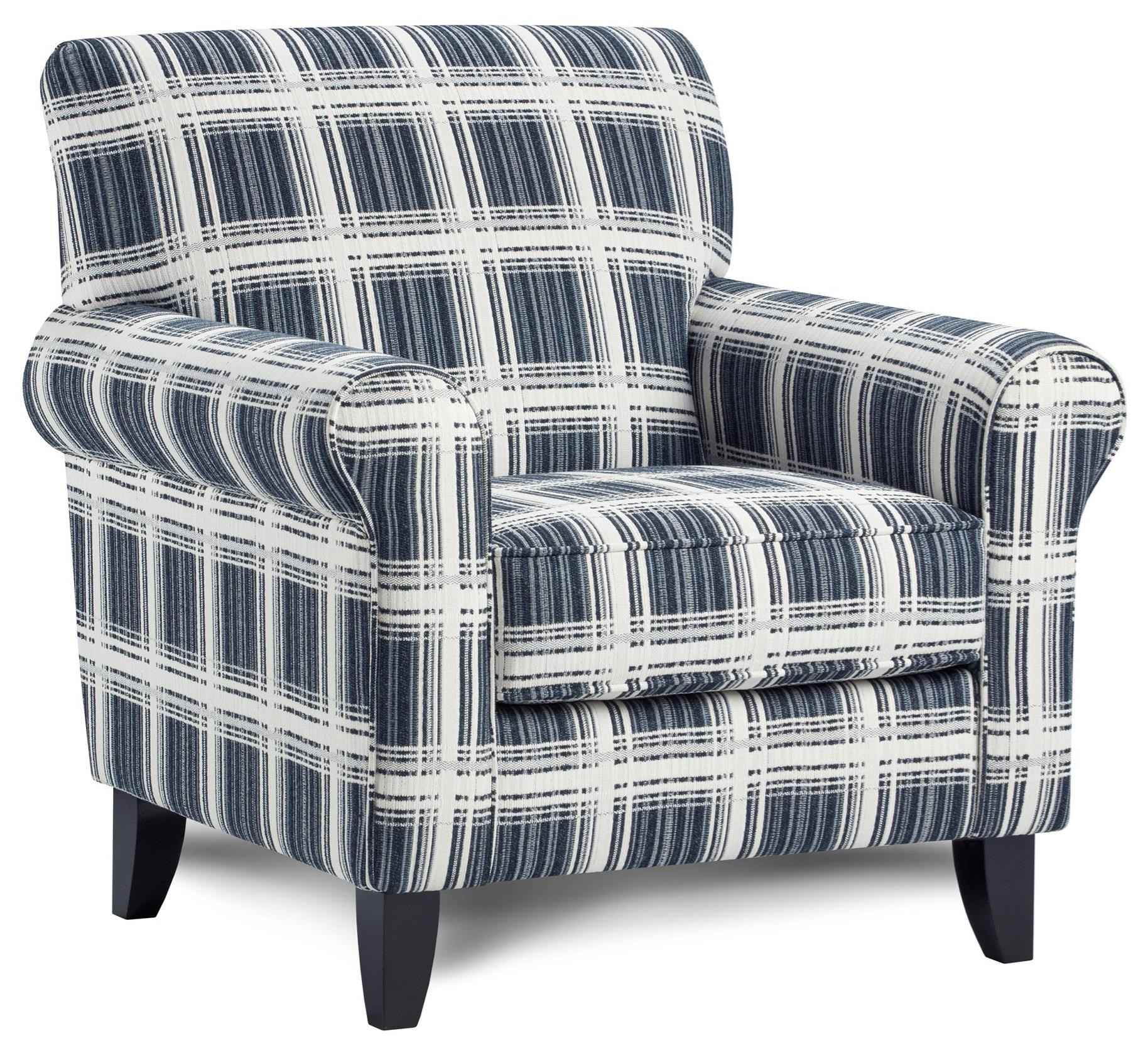 512 Accent Chair by Fusion Furniture at Miller Waldrop Furniture and Decor