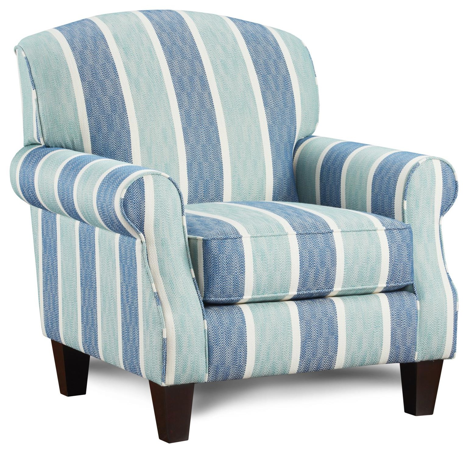 532 Accent Chair by Kent Home Furnishings at Johnny Janosik