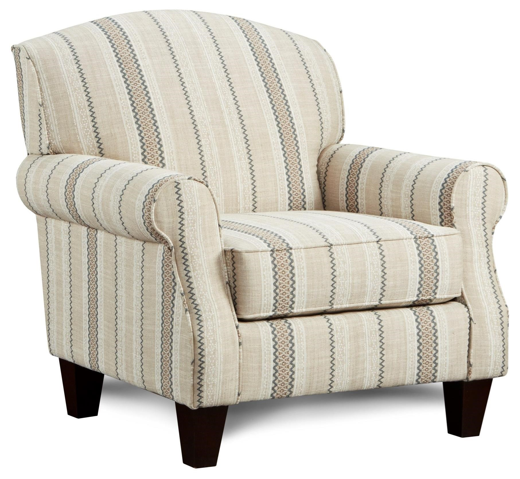 532 Accent Chair by Fusion Furniture at Furniture Superstore - Rochester, MN