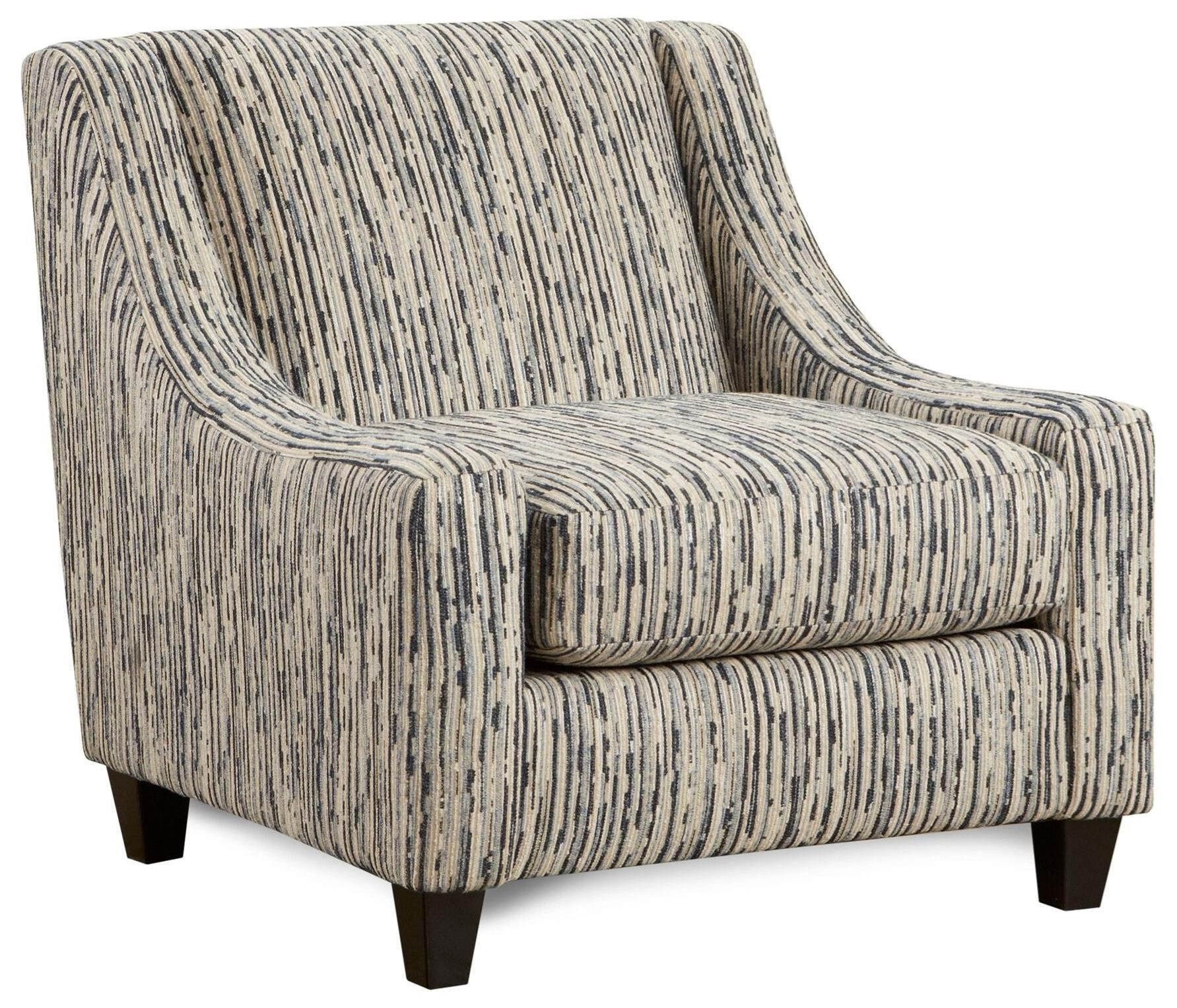 552 Accent Chair by Fusion Furniture at Furniture Superstore - Rochester, MN