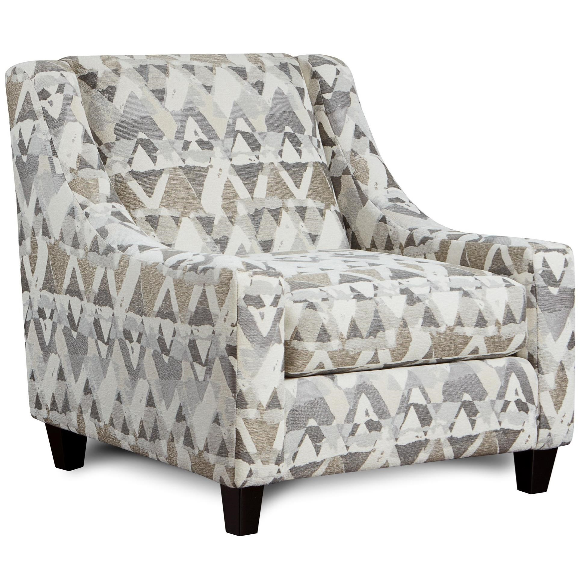 552 Accent Chair by Fusion Furniture at Dean Bosler's