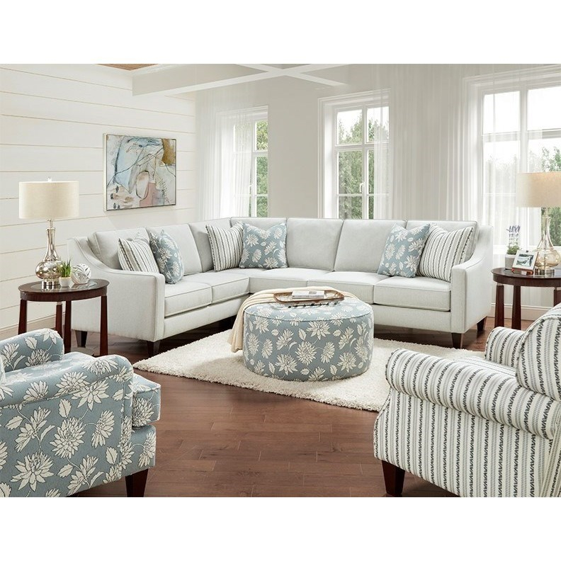 59-00 Living Room Group by FN at Lindy's Furniture Company