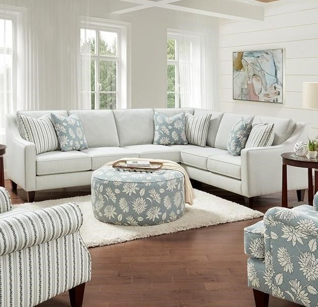 59-00 2-Piece Sectional by Fusion Furniture at Furniture Superstore - Rochester, MN