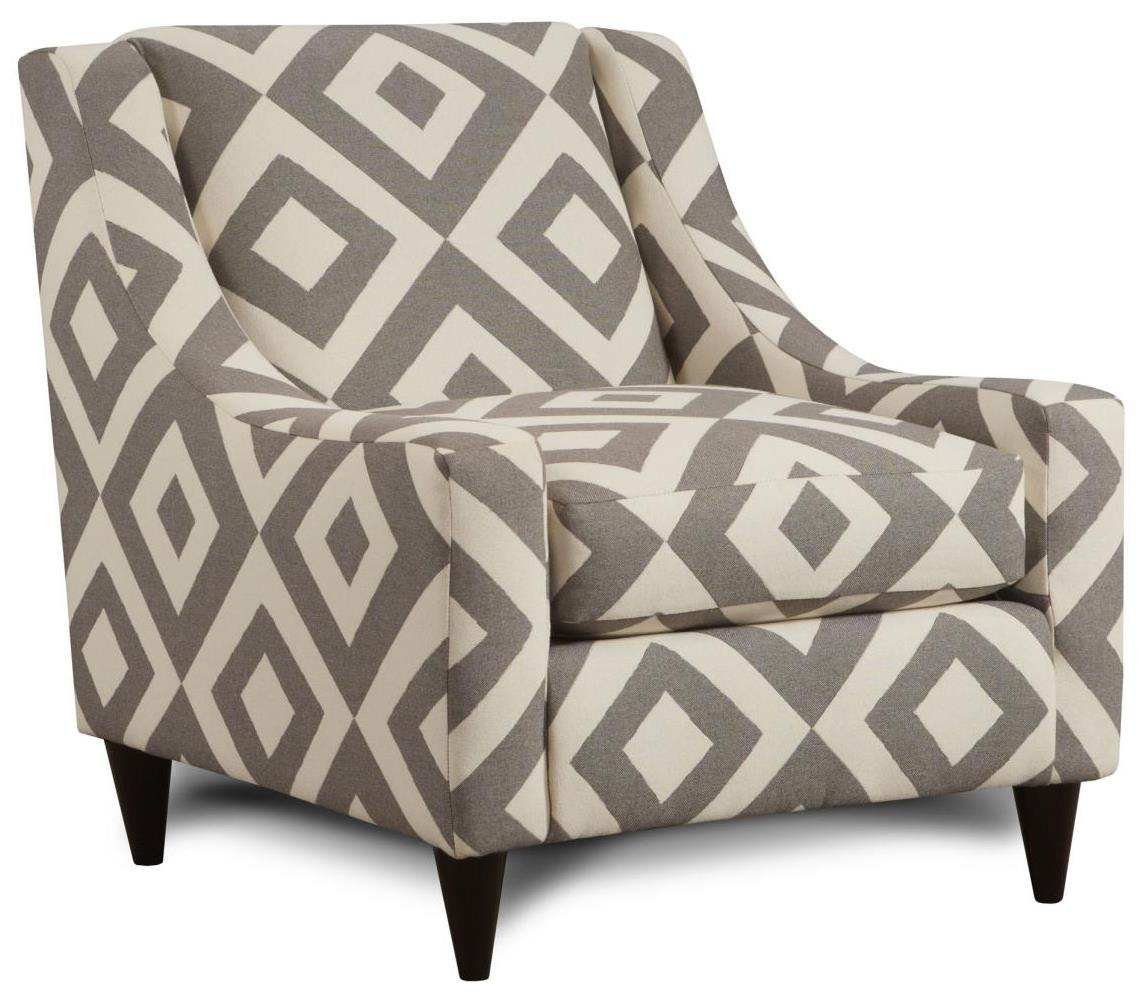 592 Accent Chair by FN at Lindy's Furniture Company