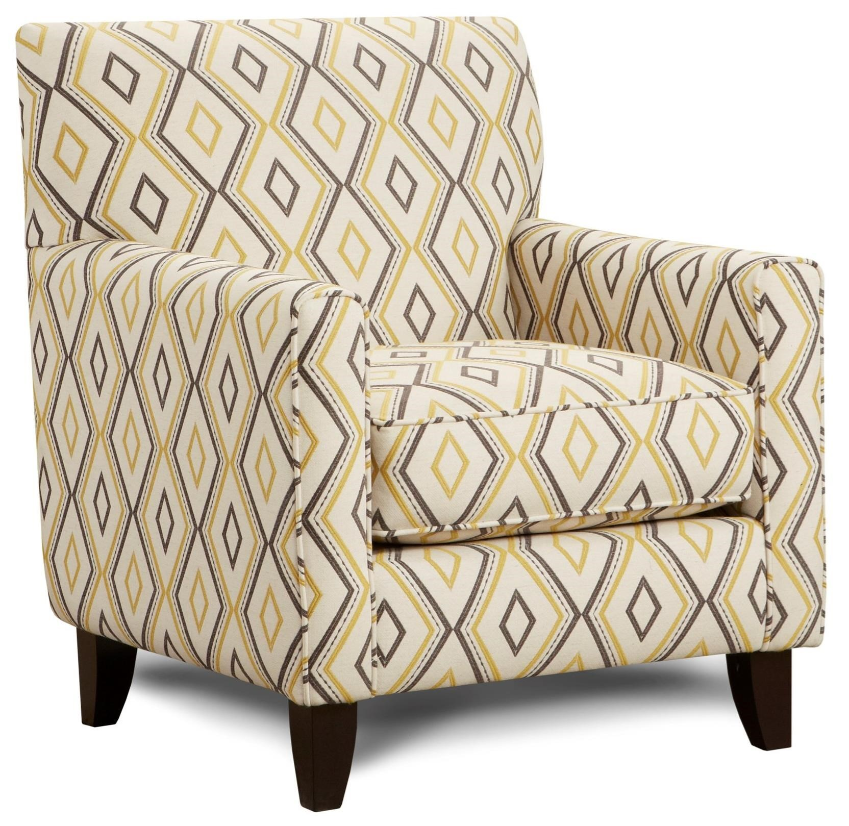 702 Accent Chair by Fusion Furniture at Wilcox Furniture
