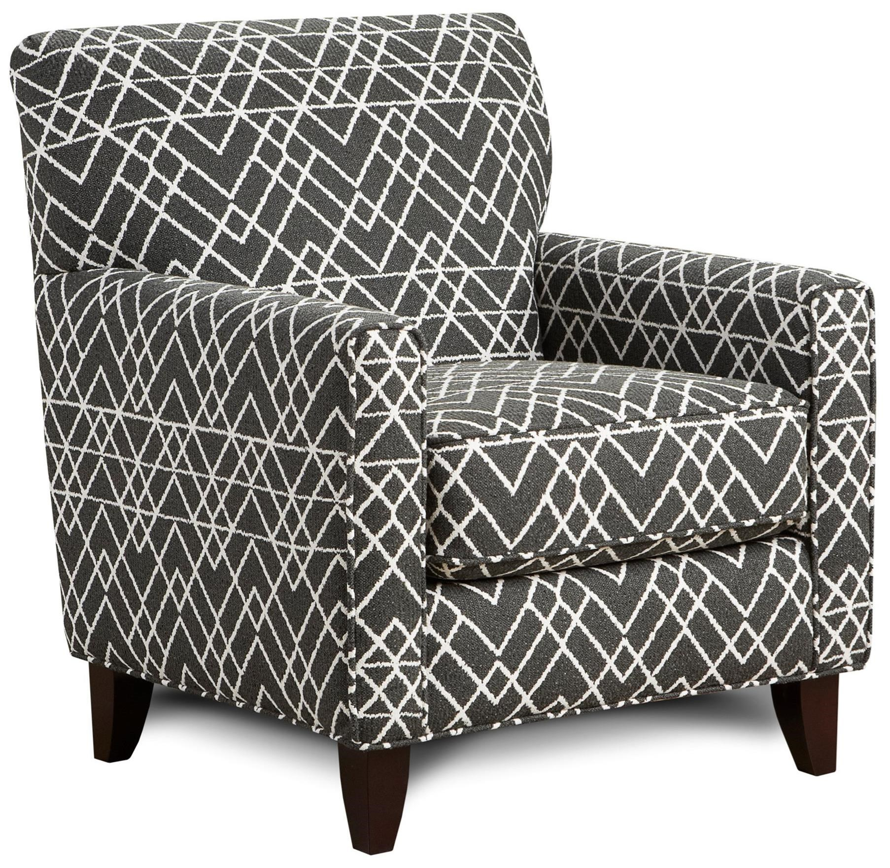 702 Accent Chair by Fusion Furniture at Dean Bosler's