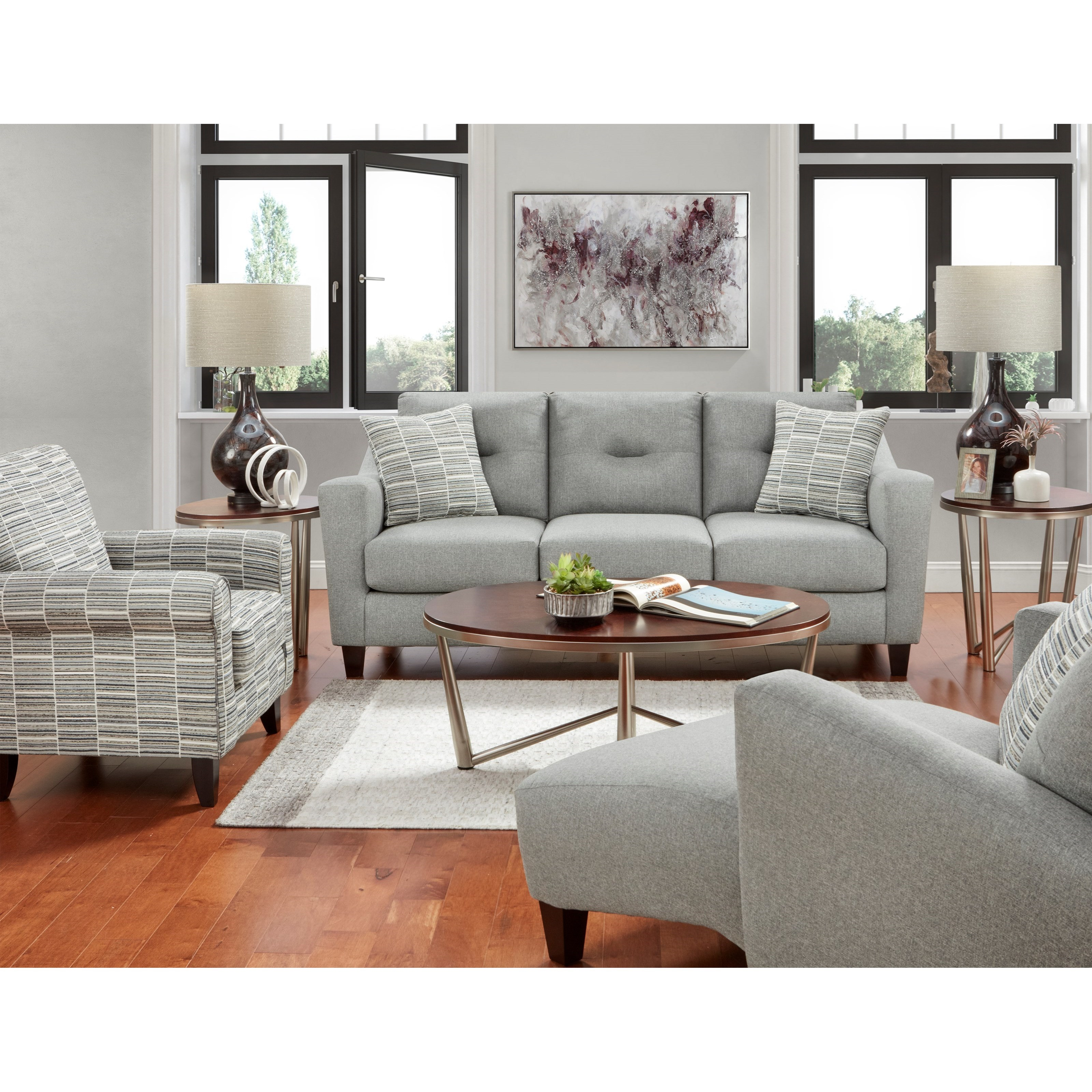 8210 Living Room Group by Kent Home Furnishings at Johnny Janosik