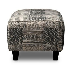 Indra Cocktail Ottoman