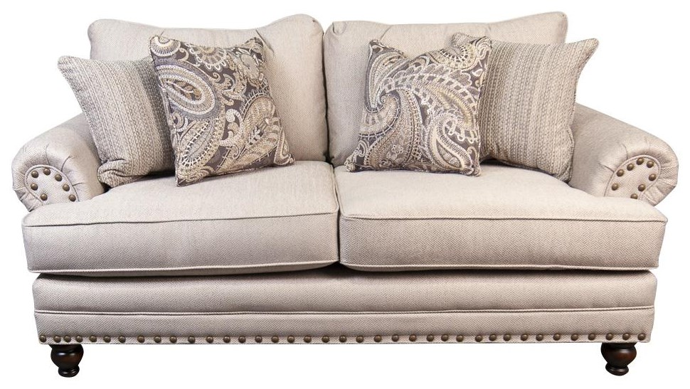 Kerry Kerry Loveseat by Fusion Furniture at Morris Home