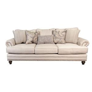 Kerry Sofa with Accent Pillows