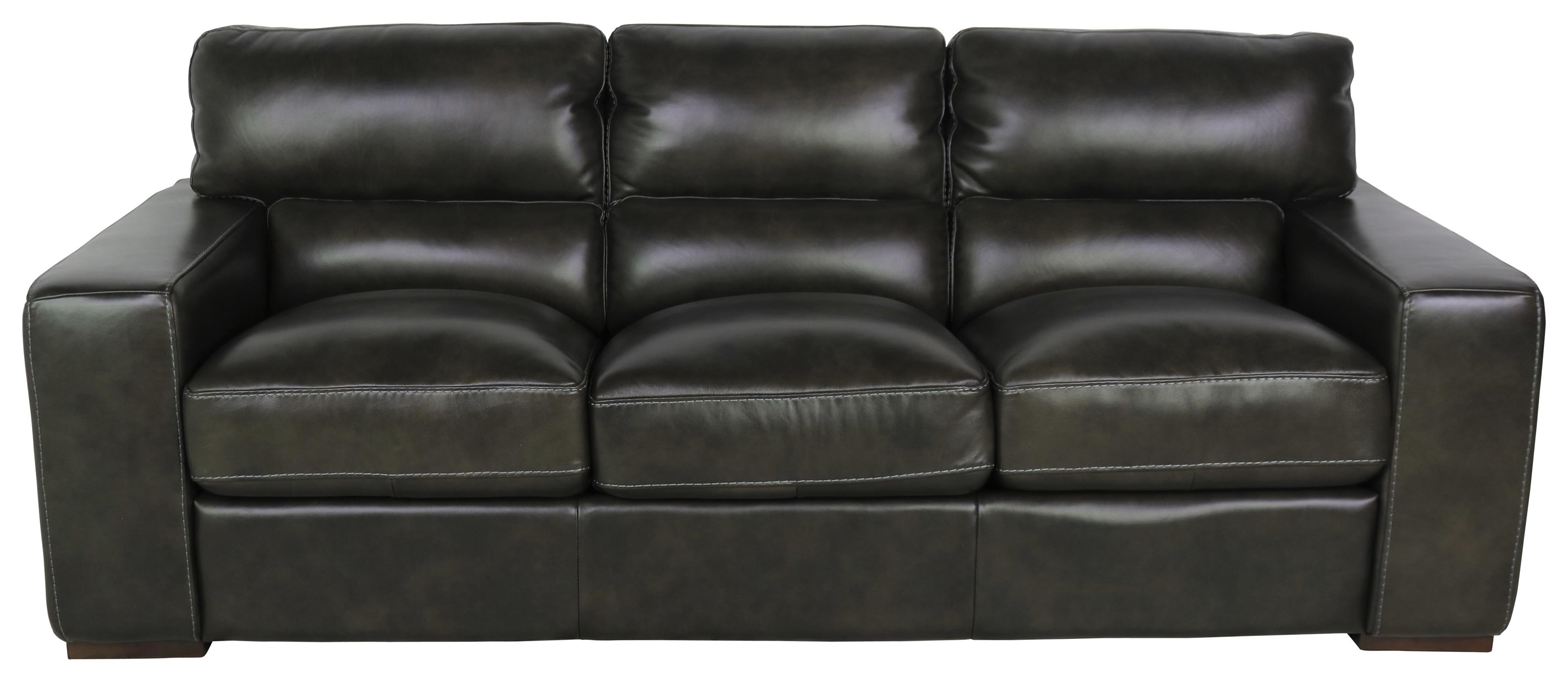 10450 Sofa by Dante Leather at Sprintz Furniture
