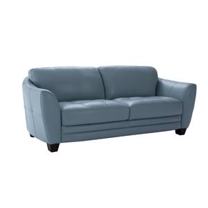 Stationary Sofa w/ Flared Arms