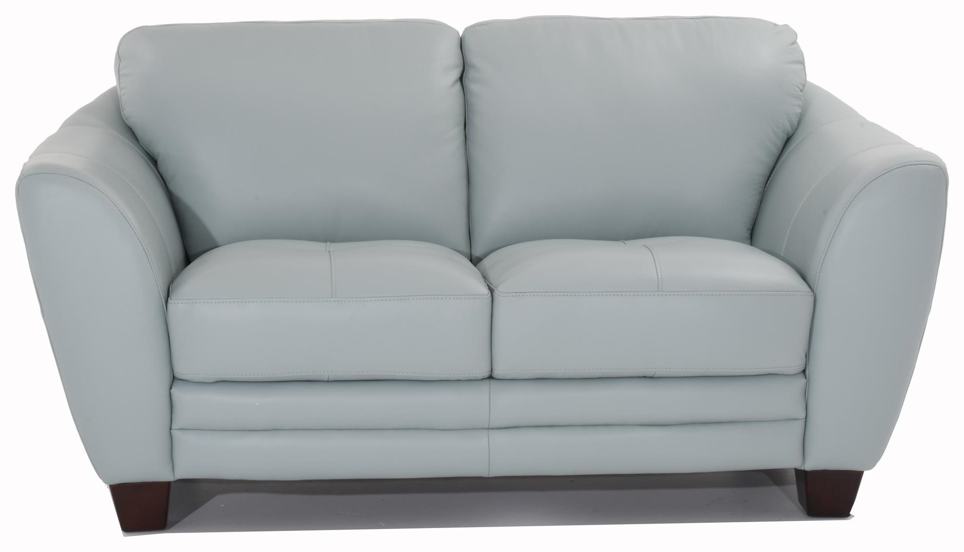 8511 Leather Loveseat by Futura Leather at Baer's Furniture