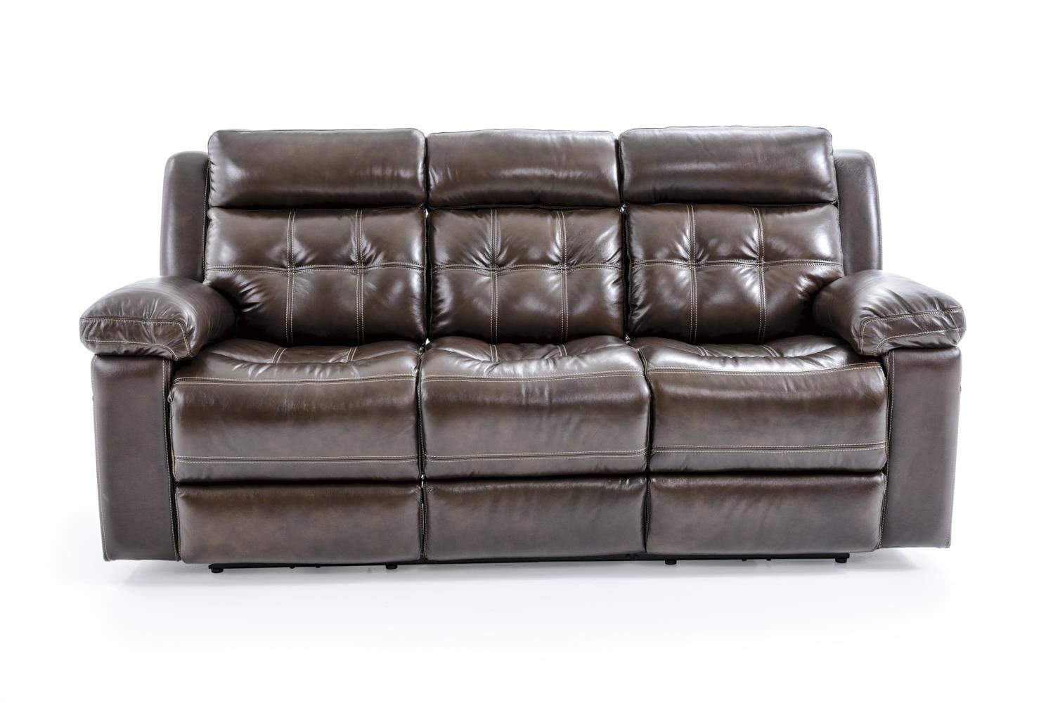 Electric Motion Sofa with Tufting
