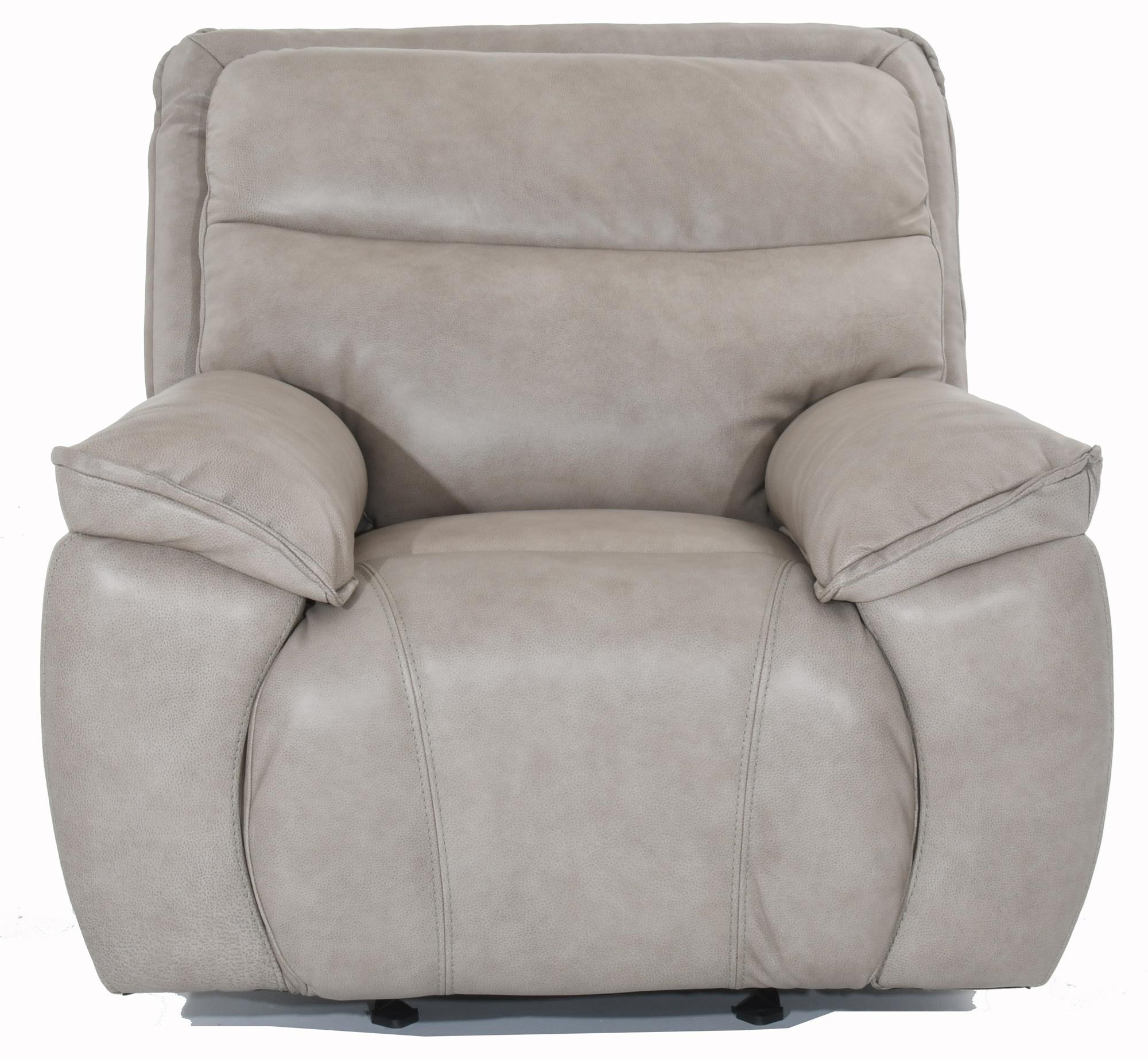 E1578 Power Headrest Recliner by Futura Leather at Baer's Furniture