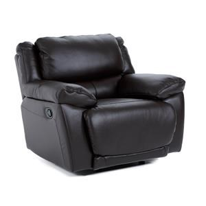 Rocker Recliner Chair with Pillow Arms